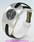Montre femme bracelet 2 tours fond noir watch uhr
